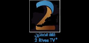 Logo 2 Rives TV Lyon Etendu