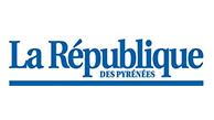Logo République des Pyrénées