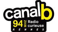 Logo CanalB Rennes
