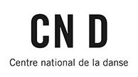 Logo Centre national de la danse