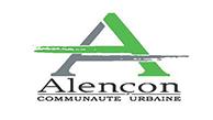 Logo - Communauté urbaine Alençon