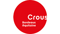 Logo Crous Bordeaux