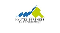 Logo Hautes Pyrénées