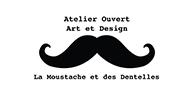 Logo La moustache et des dentelles