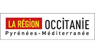 Logo Occitanie Pyrénées Méditerranée