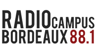Logo Radio campus Bordeaux