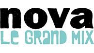 Logo Nova le grand mix