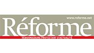 Logo Réforme