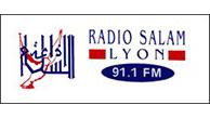 Logo Radio Salam